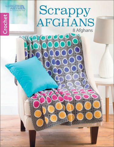 Leisure Arts Scrappy Afghans
