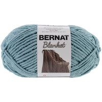 Bernat Blanket Big Ball Yarn Teal, Multipack Of 4