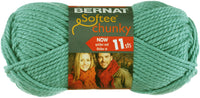 Bernat Softee Chunky Ombre Yarn Seagreen, Multipack Of 24