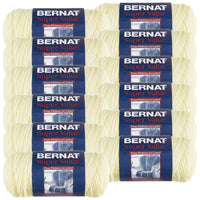 Bernat® Super Value Yarn Natural, Multipack Of 12