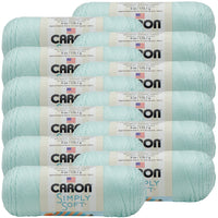 Caron® Simply Soft® Yarn Soft Green, Multipack Of 12