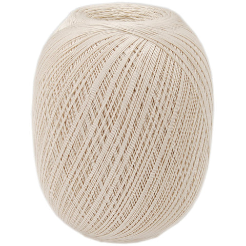 Aunt Lydia's Jumbo Crochet Cotton Natural