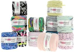 Hoooked Baby Zpagetti Yarn Set Printmix 12-Skeins