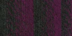Lion Brand® Scarfie Yarn Charcoal, Magenta