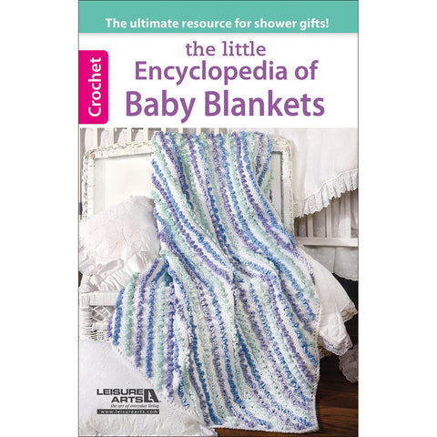 Encyclopedia Of Baby Blankets