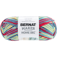 Bernat® Maker Home Dec Yarn Fiesta Variegate