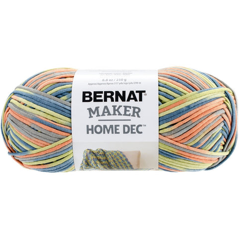 Bernat® Maker Home Dec Yarn Retro Variegate
