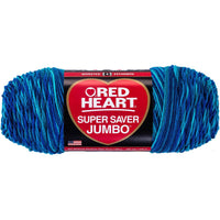 Red Heart Super Saver Yarn Macaw