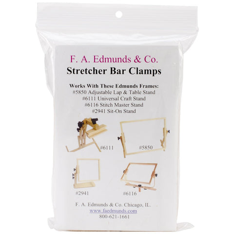 Frank A Edmunds Stretcher Bar Clamps