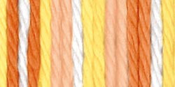 Lily® Sugar'n Cream® Ombre Yarn Super Size Creamsicle