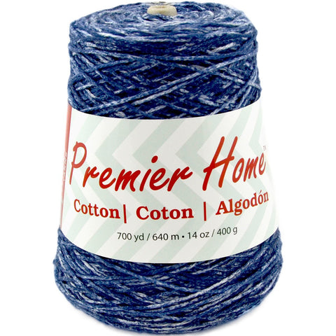 Premier® Home™ Cotton Yarn Multi Cone Denim Splash