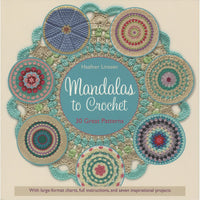 St. Martin's Books Mandalas To Crochet