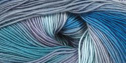 Mary Maxim® Prism Yarn Denim Blues