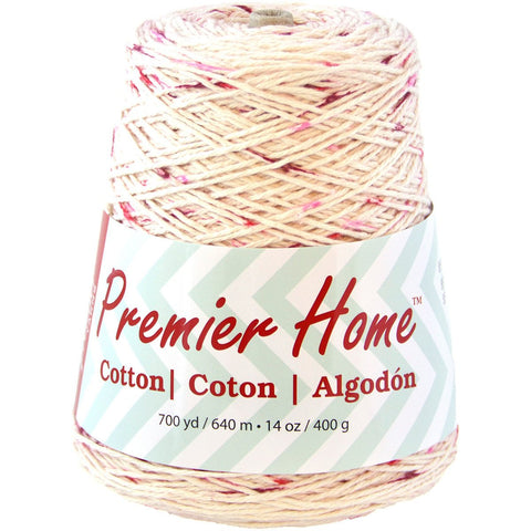 Premier® Home™ Cotton Yarn Multi Cone Jelly Dots