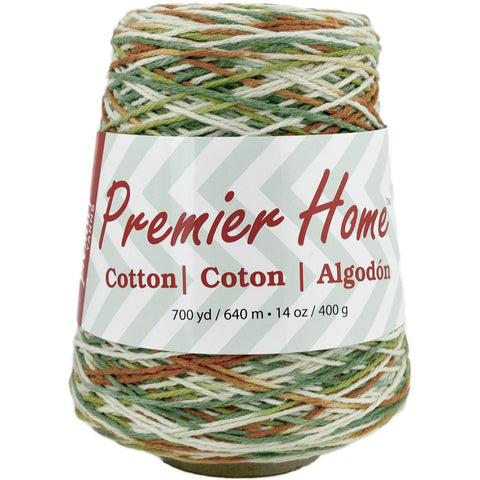Premier® Home™ Cotton Yarn Multi Cone Woodland
