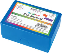 Knitter's Pride Rainbow Knit Blockers 20pack