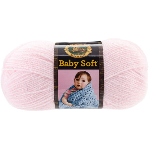 Lion Brand® Baby Soft® Yarn Petal