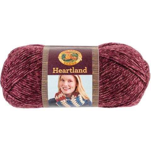 Lion Brand® Heartland® Yarn Badlands