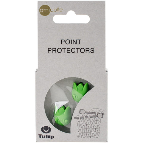 Tulip Point Protectors Green Small