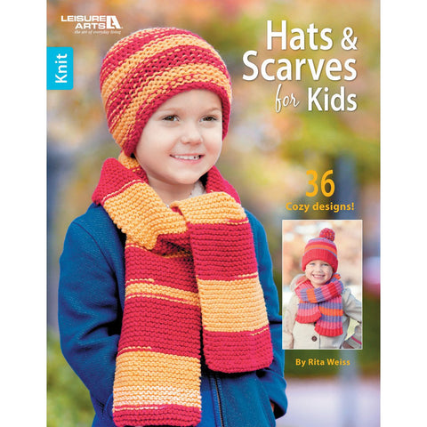 Hats & Scarves For Kids