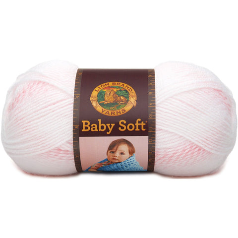 Lion Brand® Baby Soft® Yarn Parfait Print