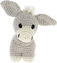 Hoooked Donkey Joe Yarn Kit with Eco Brabante Yarn Biscuit