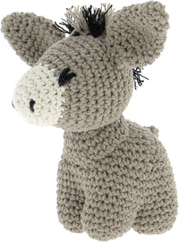 Hoooked Donkey Joe Yarn Kit with Eco Brabante Yarn Taupe