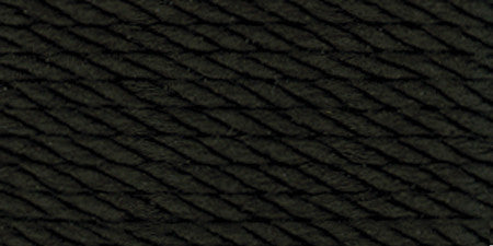 Red Heart Nylon Crochet Thread Black