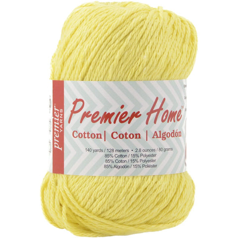 Premier® Home Cotton Yarn Solid Sunflower