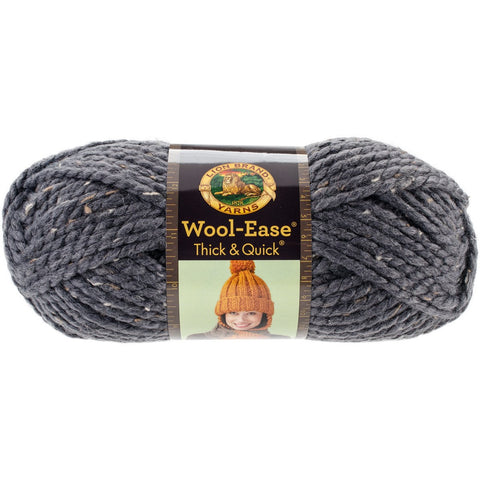 Lion Brand® Wool-Ease® Thick and Quick® Graphite