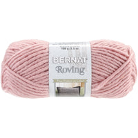 Bernat® Roving Yarn Quartz Pink