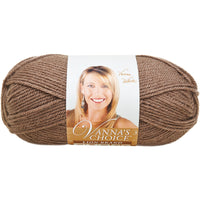 Lion Brand® Vanna's Choice® Yarn Taupe, Multipack Of 6