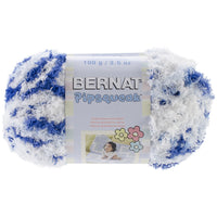 Bernat Pipsqueak Yarn Blue Jean Swirl, Multipack Of 6