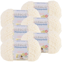 Bernat® Pipsqueak Yarn Vanilla, Multipack Of 6