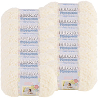 Bernat® Pipsqueak Yarn Vanilla, Multipack Of 12