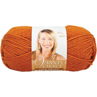 Lion Brand® Vanna's Choice® Yarn Rust, Multipack Of 6