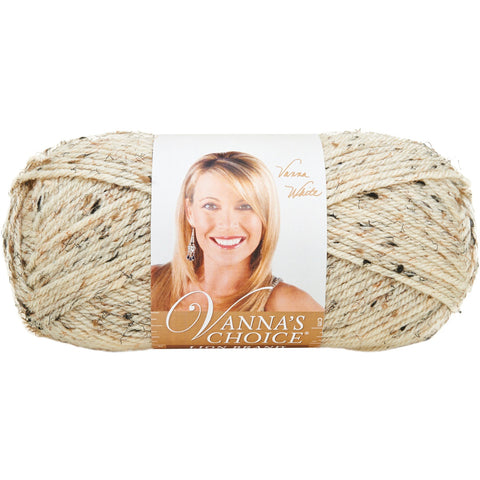Lion Brand® Vanna's Choice® Yarn Oatmeal, Multipack Of 6