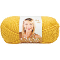 Lion Brand® Vanna's Choice® Yarn Mustard, Multipack Of 12
