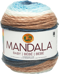 Lion Brand® Mandala Baby Yarn Wishing Well 3pk