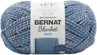 Bernat Blanket Twist Yarn Sea Breeze