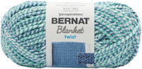 Bernat Blanket Twist Yarn Making Waves