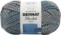 Bernat Blanket Twist Yarn High Tide