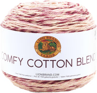 Lion Brand® Comfy Cotton Blend Yarn Lovie Dovie
