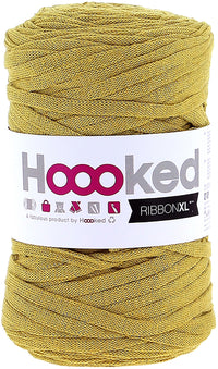 Hoooked Ribbon XL Yarn Spicy Ocre