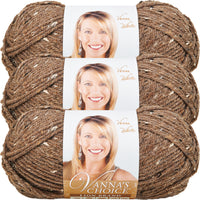 Lion Brand Vanna's Choice Yarn-Barley, Multipack Of 3