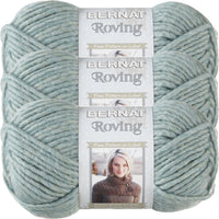 Bernat Roving Yarn-Low Tide, Multipack Of 3