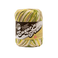 Lily® Sugar'n Cream® Ombres Yarn Guacamole Multipack Of 6