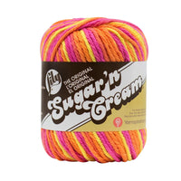 Lily® Sugar'n Cream® Ombres Yarn Playtime Multipack Of 6