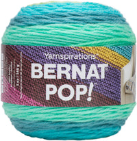 Bernat Pop! Yarn Peacock Plume Multipack Of 3