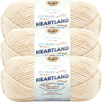 Lion Brand Heartland Yarn Acadia Multipack Of 3
